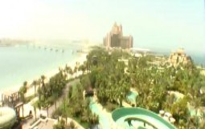 Náhledový obrázek webkamery Atlantis The Palm Resort - pláž