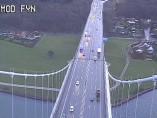 Náhledový obrázek webkamery Lyng - E20, Lillebæltsbroen