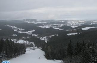 Náhledový obrázek webkamery Zadov - Nové Hutě