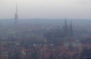 Náhledový obrázek webkamery Praha - Pražský hrad