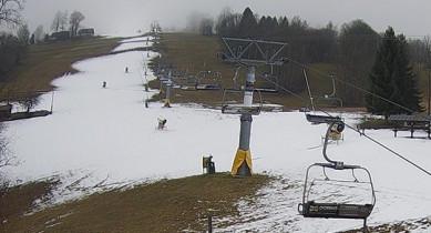 Náhledový obrázek webkamery Ski areál Paseky nad Jizerou