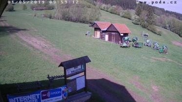 Náhledový obrázek webkamery Dalečín