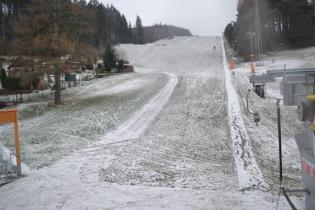 Náhledový obrázek webkamery Česká Třebová - skiareál Peklá
