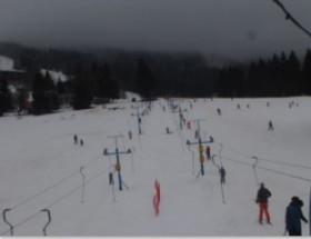 Náhledový obrázek webkamery Skiareál Horní Domky