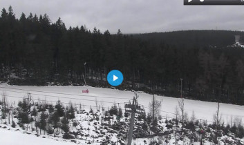 Náhledový obrázek webkamery Zadov - Churáňov lyžařský areál