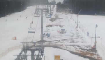 Náhledový obrázek webkamery Lyžařský areál Zadov - Kobyla