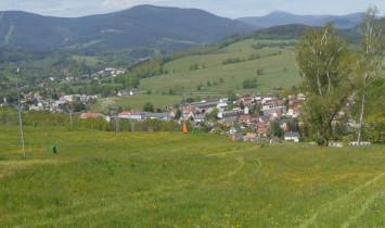 Náhledový obrázek webkamery Ski areál Šachty