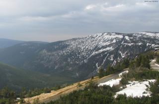Náhledový obrázek webkamery Labská bouda - Krkonoše