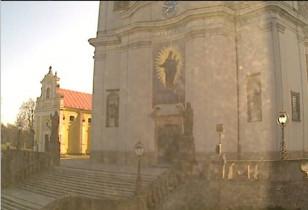 Náhledový obrázek webkamery Svatý Hostýn - bazilika