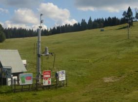 Náhledový obrázek webkamery Ski areál Severák