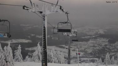 Náhledový obrázek webkamery Lysá hora