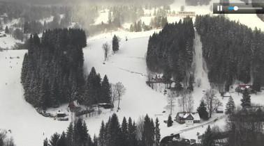 Náhledový obrázek webkamery Rokytnice nad Jizerou