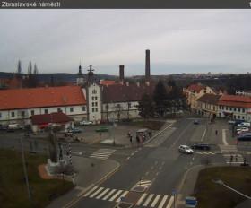 Náhledový obrázek webkamery Zbraslav