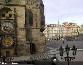 Náhledový obrázek webkamery Praha - Staroměstské náměstí