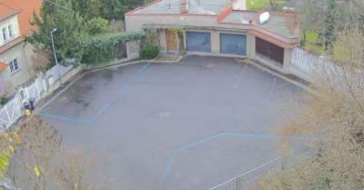 Náhledový obrázek webkamery Praha - Meteostanice Hřebenka