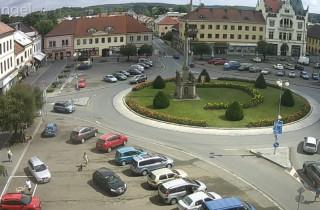 Náhledový obrázek webkamery Nový Bydžov