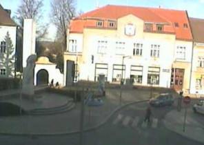 Náhledový obrázek webkamery Moravské Budějovice