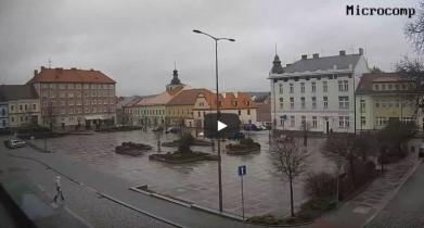 Náhledový obrázek webkamery Milevsko