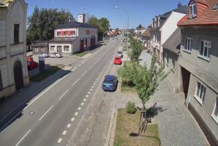 Náhledový obrázek webkamery Měřín