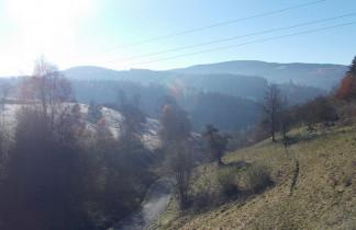 Náhledový obrázek webkamery Kašperské Hory - Amálino údolí
