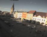 Náhledový obrázek webkamery Chomutov - náměstí