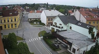 Náhledový obrázek webkamery Chotěboř