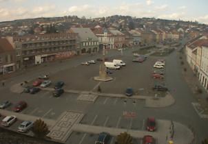 Náhledový obrázek webkamery Hořice