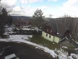 Náhledový obrázek webkamery Hojsova Stráž - Chata Šumav