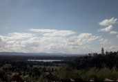 Náhledový obrázek webkamery Hluboká nad Vltavou