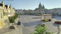 Náhledový obrázek webkamery Havlíčkův Brod - Havlíčkovo náměstí