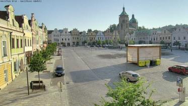 Náhledový obrázek webkamery Havlíčkův Brod