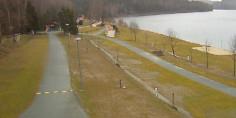 Náhledový obrázek webkamery Frymburk - Lipno nad Vltavou
