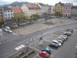 Náhledový obrázek webkamery Děčín - Masarykovo náměstí