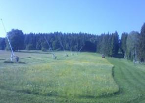 Náhledový obrázek webkamery Český Jiřetín - SKI areál
