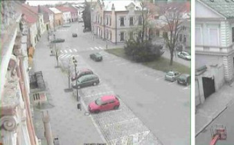 Náhledový obrázek webkamery Český Brod