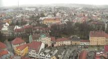 Náhledový obrázek webkamery České Budějovice - radnice