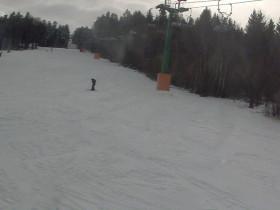 Náhledový obrázek webkamery Čenkovice - lyřařské středisko