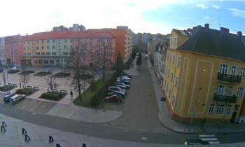 Náhledový obrázek webkamery Bohumín - náměstí T. G. Masaryka