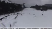 Náhledový obrázek webkamery Bělá pod Pradědem - skipark Filipovice