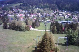 Náhledový obrázek webkamery Ski areál Bedřichov