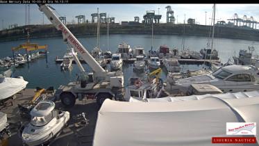 Náhledový obrázek webkamery Genova Prà