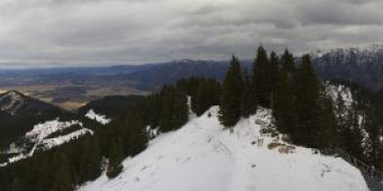 Náhledový obrázek webkamery Oberammergau - Horská železnice Laber