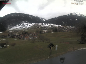 Náhledový obrázek webkamery Obermaiselstein - Oberdorfer Stuben