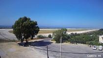 Náhledový obrázek webkamery Paradisi letiště - Rhodos