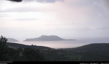 Náhledový obrázek webkamery Triopetra - Paximadi Islands