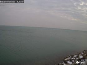 Náhledový obrázek webkamery Balaton