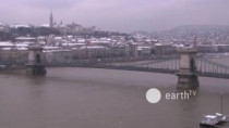 Náhledový obrázek webkamery Budapest - Dunaj