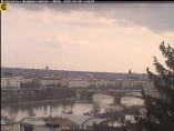 Náhledový obrázek webkamery Budapest - historické centrum