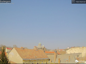 Náhledový obrázek webkamery Esztergom