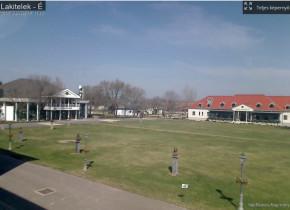 Náhledový obrázek webkamery Lakitelek - Hotel Club Tisza